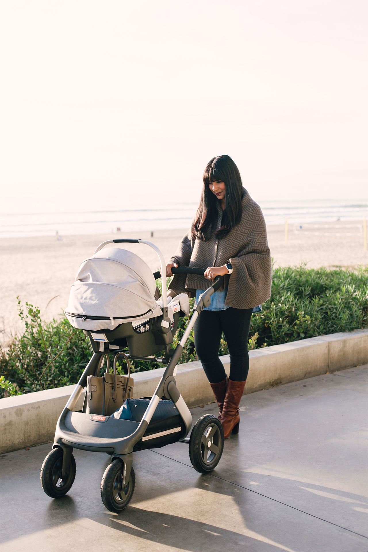 review stokke car seat and stroller travel system oh travelissima the beauty of travel. Black Bedroom Furniture Sets. Home Design Ideas